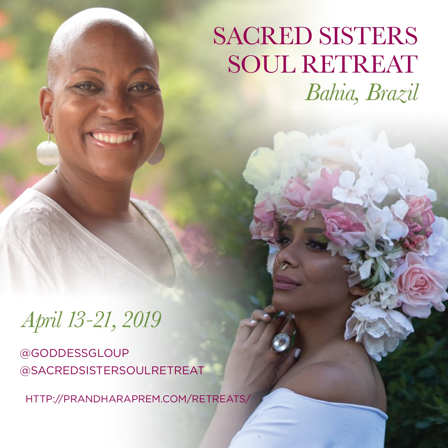 Sacred Sisters Soul Retreat