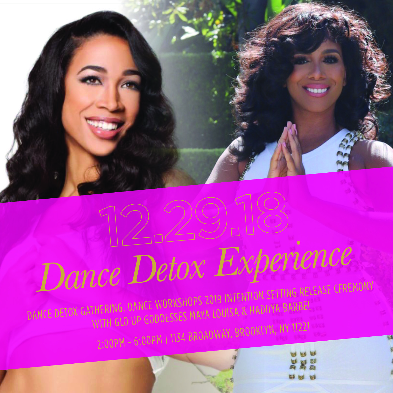 Dance Detox Release Ceremony!