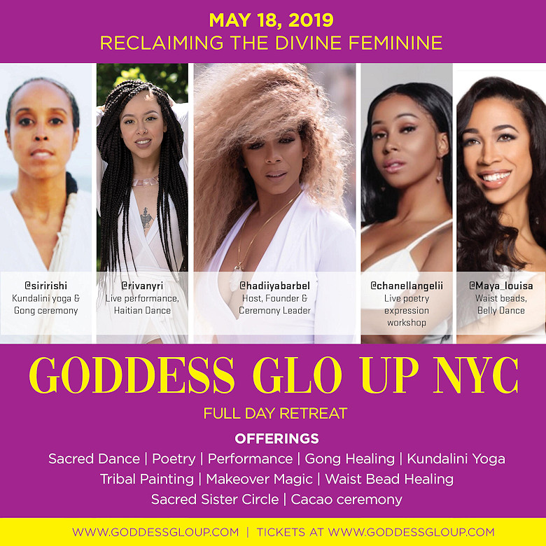 Goddess Glo Up NYC
