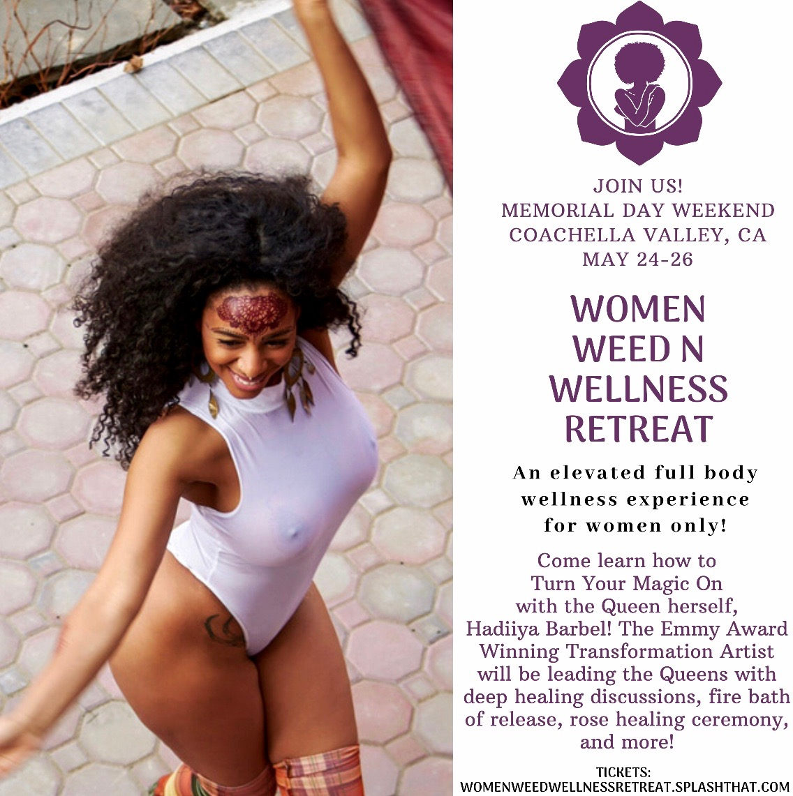 Women, Weed n Wellness Retreat