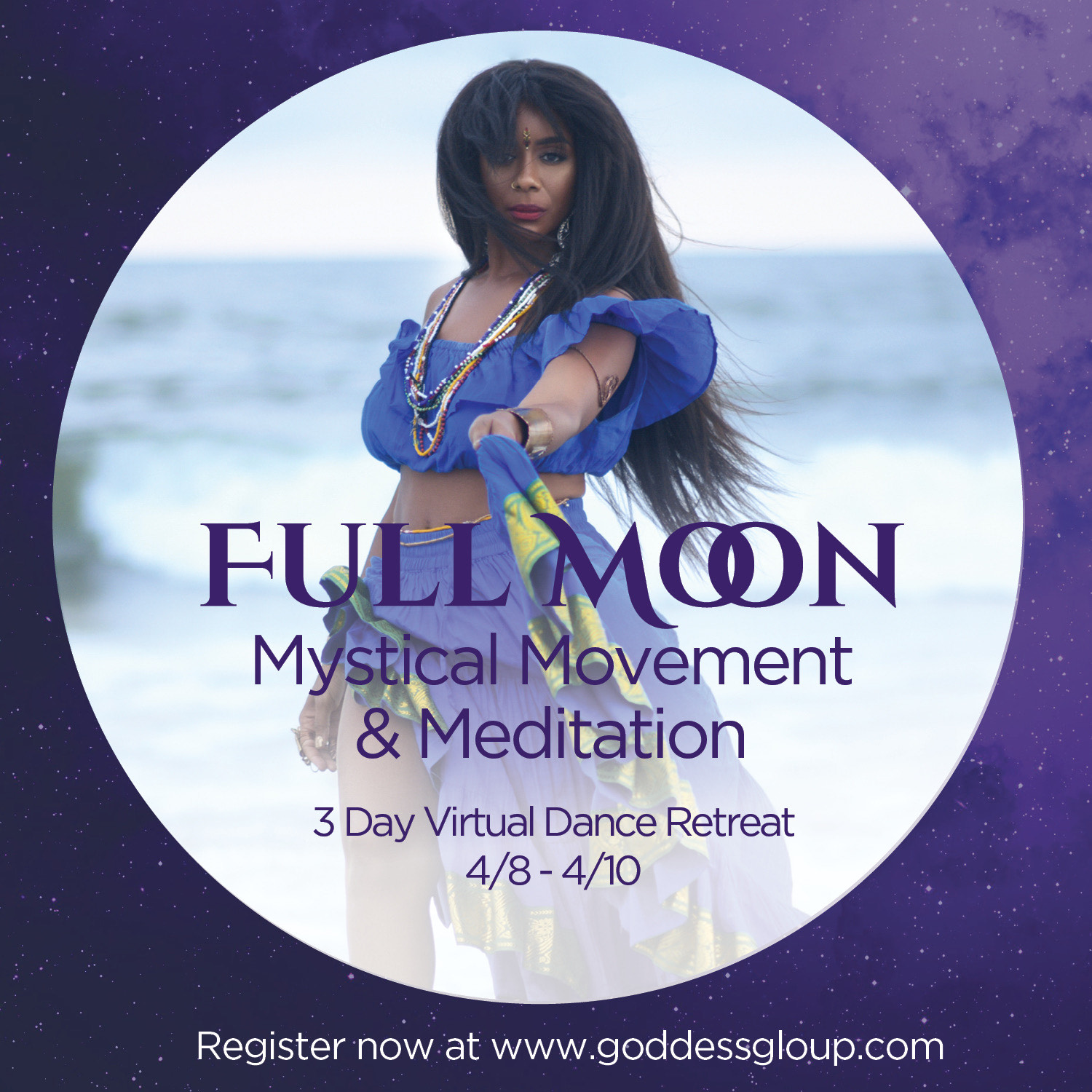 3 Day Mystical, Movement, Meditation Retreat